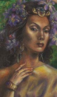 jewelry, Dusk and Twilight, woman, ethnic