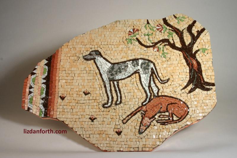 Greyhounds of Pompeii