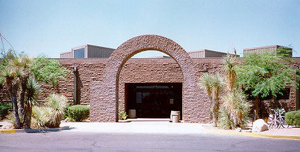 Mission Library, Pima County Public Library, Tucson, library