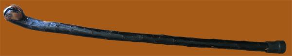 Shillelagh, wooden club, cane